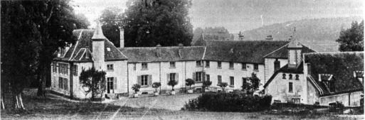 Domaine des Roches, Bièvres (actuellement Roche-Dieu) Cliché Musée de la Photographie de Bièvres